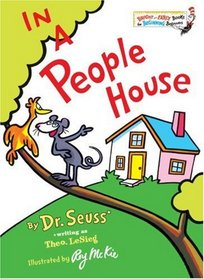 In a People House (Bright and Early Books for Beginning Readers)