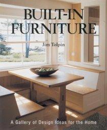 Built-In Furniture : A Gallery of Design Ideas (Idea Book)
