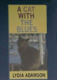 A Cat With the Blues (Alice Nestleton, Bk 18) (Large Print)