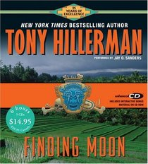 Finding Moon (Audio CD) (Abridged)