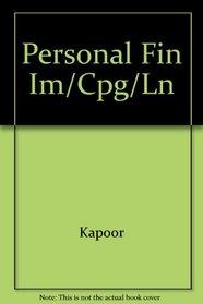 Personal Fin Im/cpg/ln