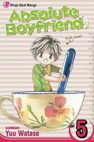 Absolute Boyfriend, Vol. 5 (Absolute Boyfriend (Graphic Novels))