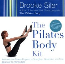 The Pilates Body Kit: An Interactive Fitness Program to Strengthen, Streamline, and Tone (includes 2 audio cds, flash cards  workbook)