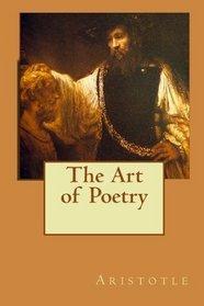 The Art of Poetry (Volume 1)