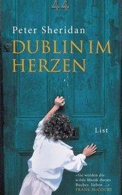 Dublin im Herzen.