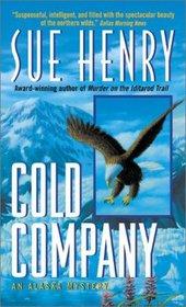 Cold Company (Jessie Arnold, Bk 9)
