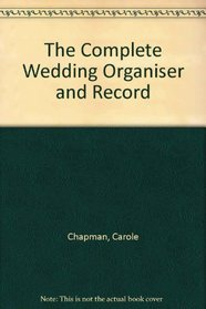 The Complete Wedding Video Organizer