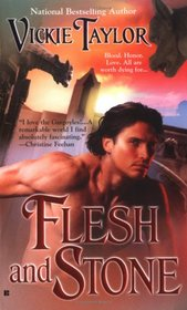 Flesh And Stone (Les Gargouillen, Bk 2)