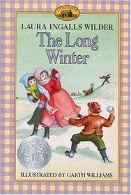 The Long Winter (Little House, Bk 6)