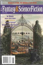 The Magazine of Fantasy and Science Fiction, June 2000 (Volume 98, No. 6)