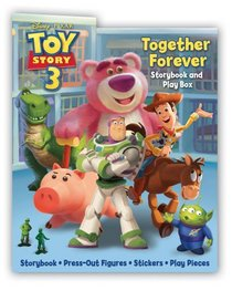 Toy Story 3: Together Forever Book and Play Box
