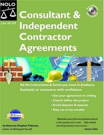 Consultant  Independent Contractor Agreements