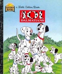 101 Dalmatians (A Little Golden Book)