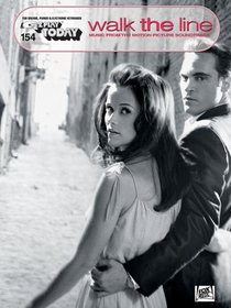 154. Walk the Line: Music from the Motion Picture Soundtrack (E Z Play Today)