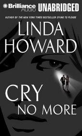 Cry No More (Unabridged)