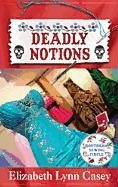 Deadly Notions (Center Point Premier Mystery (Large Print))