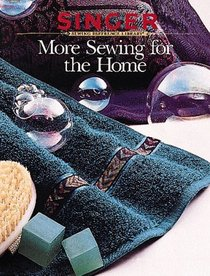 More Sewing for the Home