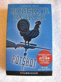 Potshot (Spenser, Bk 28) (Audio Cassette) (Abridged)