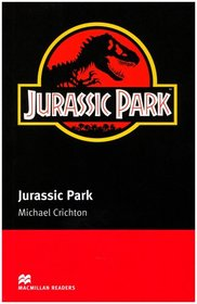 Jurassic Park: Intermediate (Macmillan Readers)