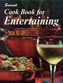 Cook Book For Entertaining