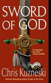 Sword of God (Payne and Jones, Bk 3)