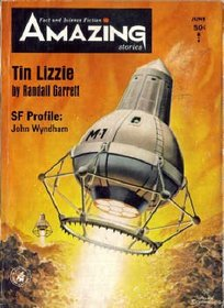 Amazing Stories, June 1964 (Volume 38, No. 6)