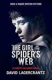 The Girl in the Spider's Web (Movie Tie-In) (Millennium Series)