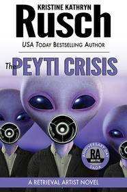 The Peyti Crisis: A Retrieval Artist Novel: Book Five of the Anniversary Day Saga (Volume 12)