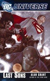 DC Universe: Last Sons (Dc Universe)