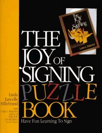 The Joy of Signing Puzzle Book/02Tc0676