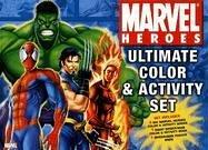 Marvel Heroes Ultimate Color & Activity Set (Marvel)