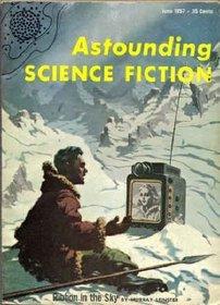 Astounding Science Fiction June 1957