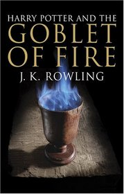 Harry Potter and the Goblet of Fire (Book 4) [Adult Edition] (Mass Market Paperback)