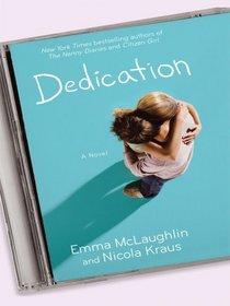 Dedication: A Novel