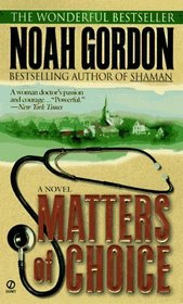 Matters of Choice (Cole Family, Bk 3)