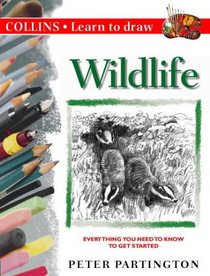 Wildlife (Collins Learn to Draw)