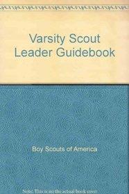 Varsity Scout Leader Guidebook