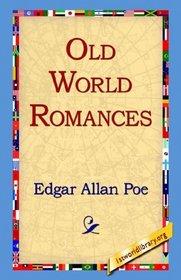 Old World Romances