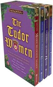 Young Royals Boxed Set: The Tudor Women (Young Royals)