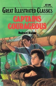 Captains Courageous-Great Illustrated Classics
