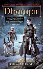 Dhampir (Noble Dead, Bk 1)