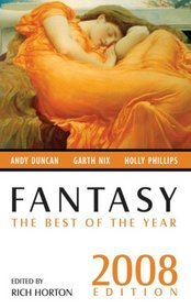Fantasy: The Best of the Year 2008