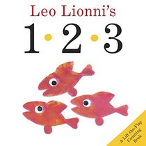 Leo Lionni's 123: A Lift-the-Flap Counting Book