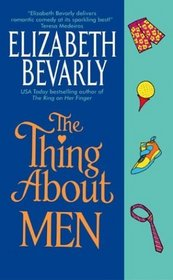 The Thing About Men (Avon Romance)