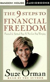 The 9 Steps to Financial Freedom (Audio Cassette) (Abridged)