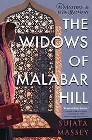 The Widows of Malabar Hill (aka A Murder on Malabar Hill) (Perveen Mistry, Bk 1)