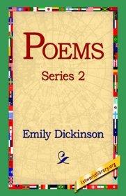 Poems, Series 2