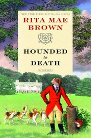 Hounded to Death (Jane Arnold, Bk 7)