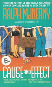 Cause And Effect (Andrew Broom, Bk 1)