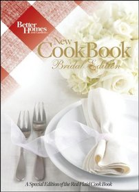 Better Homes and Gardens New Cook Book Bridal (Better Homes & Gardens Plaid)